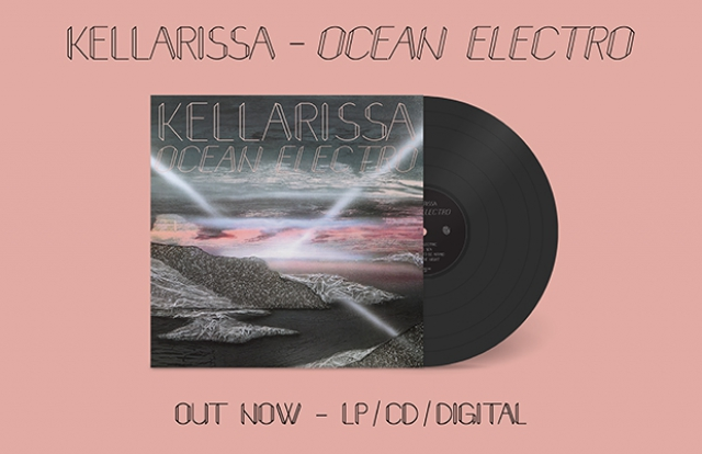 Kellarissa Ocean Electro LP vinyl record CD mint out now