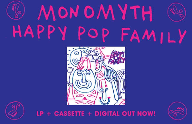 Monomyth Happy Pop Family