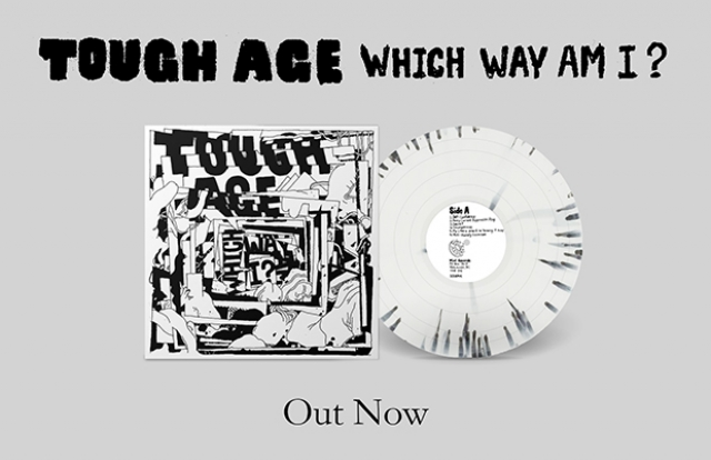 Tough Age - Which Way Am I? LP Vinyl CD buy now shop online