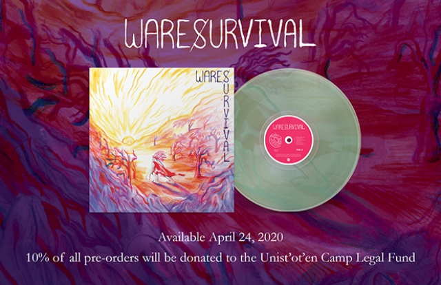 Wares Survival LP CD Cassette pre-order vinyl record buy now