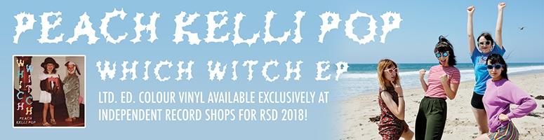 Peach Kelli Pop - Which Witch