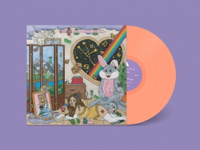 Peach Kelli Pop - Gentle Leader - LP color vinyl record CD Mint