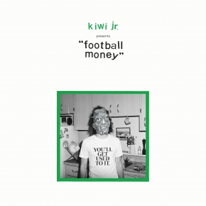 kiwi jr. Football Money LP album cover